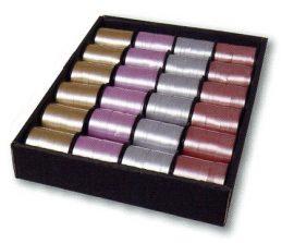 BOLDUCS PAPERNACRE – PLATEAU DE 24 BOBINETTES 10mm x 10 m