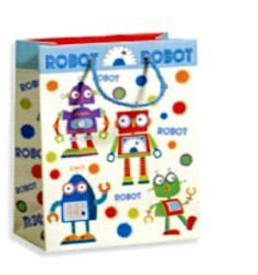 SAC KDO FUNNY ROBOT MEDIUM 170x92x225mm