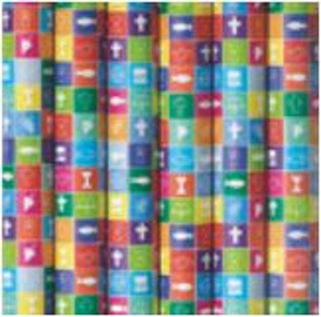 PAPIER KDO COMMUNION – CONFIRMATION 80gr 2m x 70cm