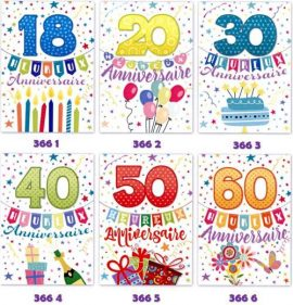 CARNET MAXI AGES ASSORTIS 21 x 29