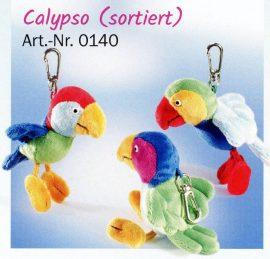 CLIP CLEFS PELUCHE – CALYPSO