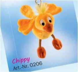 CLIP CLEFS PELUCHE – CHIPPY
