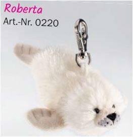 CLIP CLEFS PELUCHE – ROBERTA