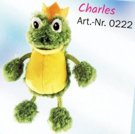 CLIP CLEFS PELUCHE – CHARLES